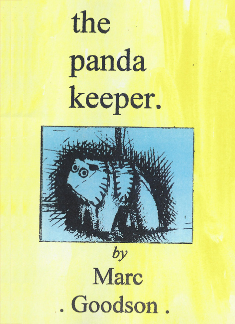 Cover of pamphlet: The Panda Keeper