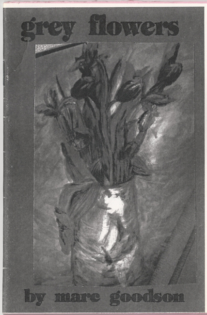 Cover of pamphlet: Grey Flowers